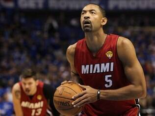 Juwan Howard, ex-pivô do Miami Heat