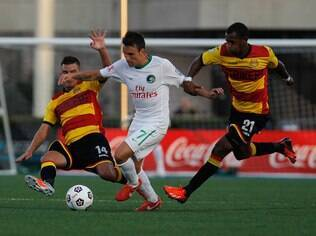 Lance de NY Cosmos x Fort Lauderdale Strikers