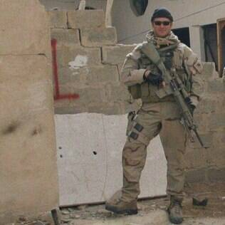 Chris Kyle lutou no Iraque como oficial Seal - em terra, mar e ar