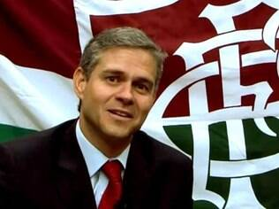 Peter Siemsen, presidente do Fluminense