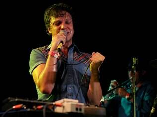 Friendly Fires, que se apresentou no Studio SP