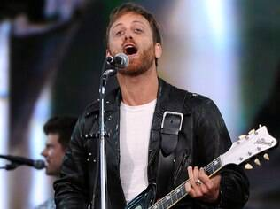 Dan Auerbach, do grupo The Black Keys