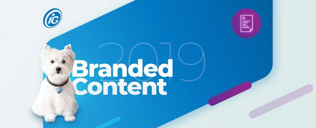 Branded Content  2019