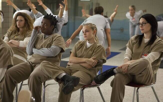 Cena de 'Orange Is the New Black'