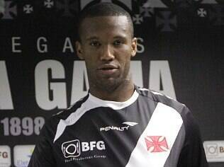 Rafael Vaz, novo zagueiro do Vasco