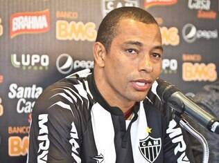 Gilberto Silva, zagueiro do Atlético-MG