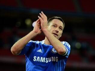 John Terry, zagueiro do Chelsea
