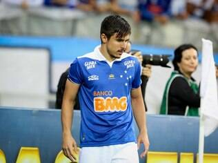 Willian, atacante do Cruzeiro