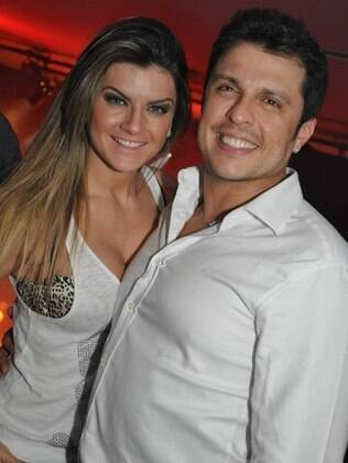 Mirella Santos e Wellington Muniz