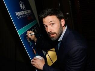 Ben Affleck durante evento do Sindicato dos Produtores, Los Angeles, 2013