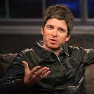 O músico Noel Gallagher