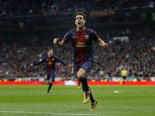 Fabregas: meia admite favoritismo do Barcelona