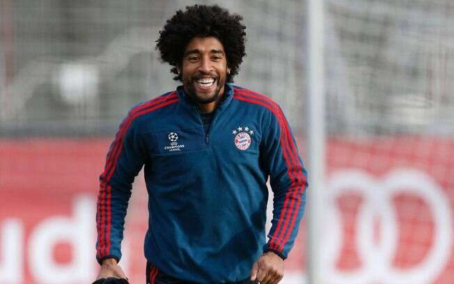 Dante, zagueiro do Bayern de Munique