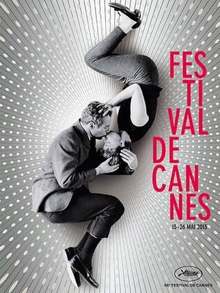 O cartaz oficial do Festival de Cannes 2013