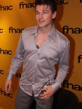 Morten Harket, ex-vocalista do grupo A-Ha
