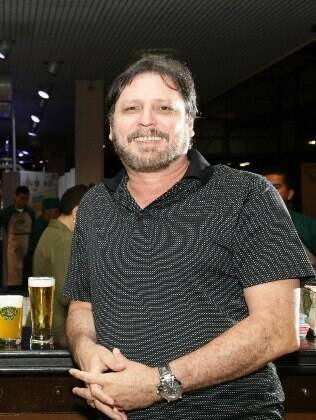 Arlindo Guimarães, dono da Amazon Beer