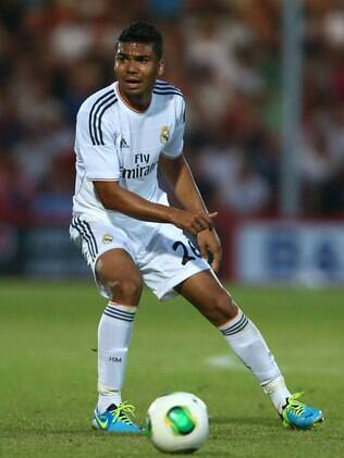 Casemiro, do Real Madrid