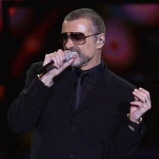 O cantor George Michael