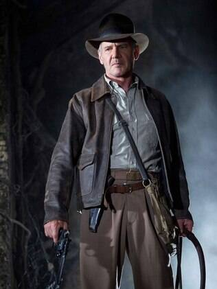 Harrison Ford no quarto 'Indiana Jones'