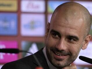 Pep Guardiola é o novo técnico do Bayern