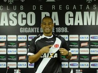 Rodrigo, zagueiro do Vasco