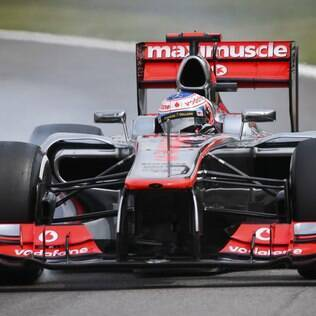 Jenson Button venceu o GP do Brasil