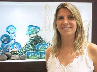 Adriane Azevedo, gerente de Marketing da Coqueiro