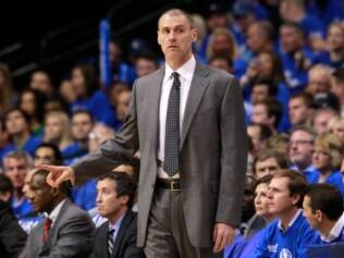 Rick Carlisle, técnico do Dallas Mavericks