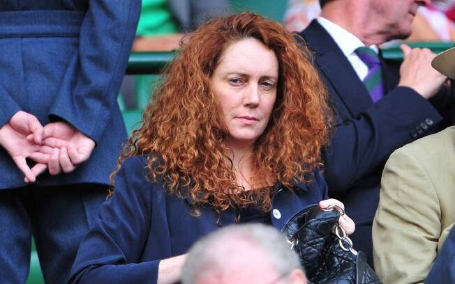 Rebekah Brooks foi detida pela Scotland Yard neste domingo