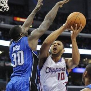 Eric Gordon, armador do Clippers