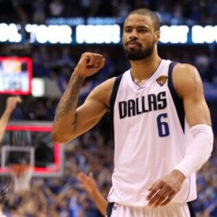 Tyson Chandler, pivô do Dallas Mavericks