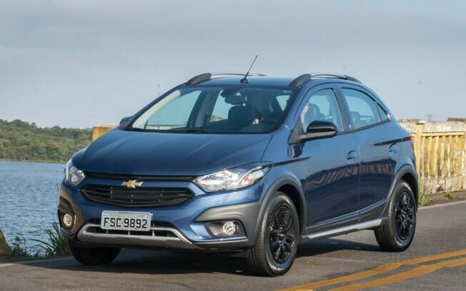 Chevrolet Onix continua absoluto no ranking de vendas 2018, mesmo crescendo abaixo do mercado