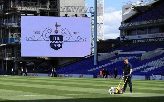 White Hart Lane - de 1899 a 2017