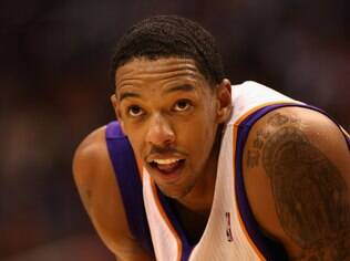 Channing Frye, pivô do Phoenix Suns