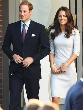 Príncipe William e Kate Middleton