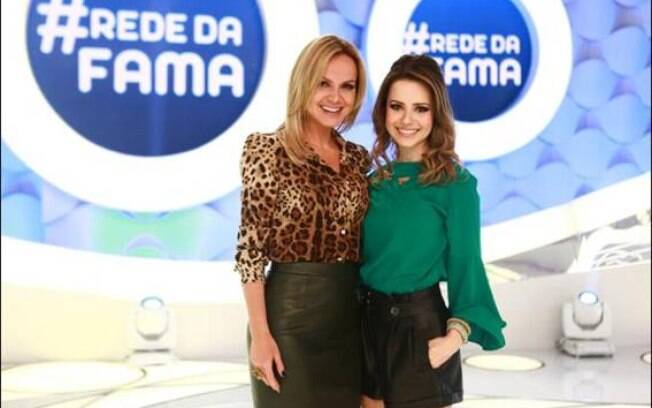Sandy participa do programa 'Eliana'