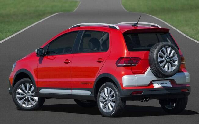 VW CrossFox