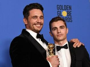 James Franco no Globo de Ouro 2018