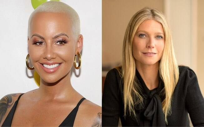 Amber Rose decidiu se desculpar com Gwyneth Paltrow