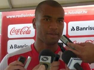 Rodrigo Moledo, zagueiro do Inter