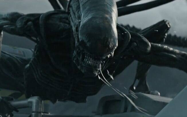 Xenomorfo de ''Alien: Covenant''