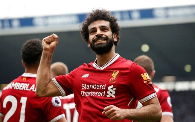 Salah, do Liverpool