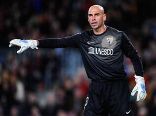 Willy Caballero é o novo goleiro do Manchester City