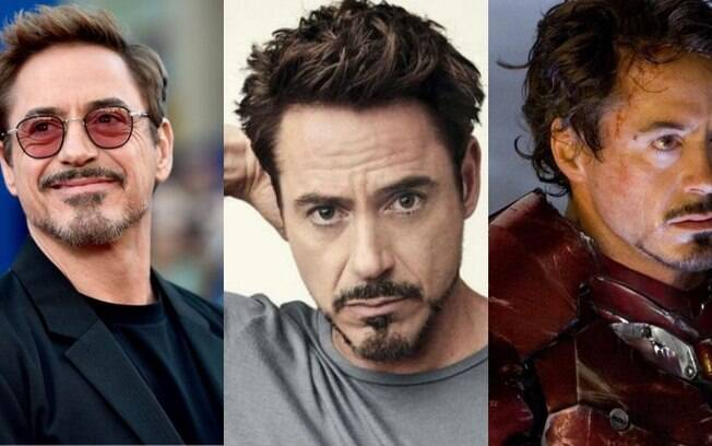 Robert Downey Jr.,