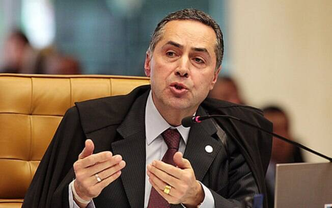 Luís Roberto Barroso, ministro do Supremo Tribunal Federal