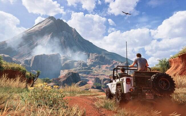 The Lost Legacy é o primeiro DLC de Uncharted 4