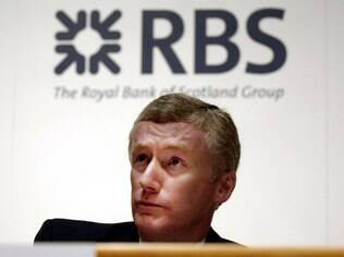 Fred Goodwin ex-CEO do RBS, que perdeu o título de 'sir'