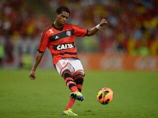 Luiz Antonio, volante do Flamengo