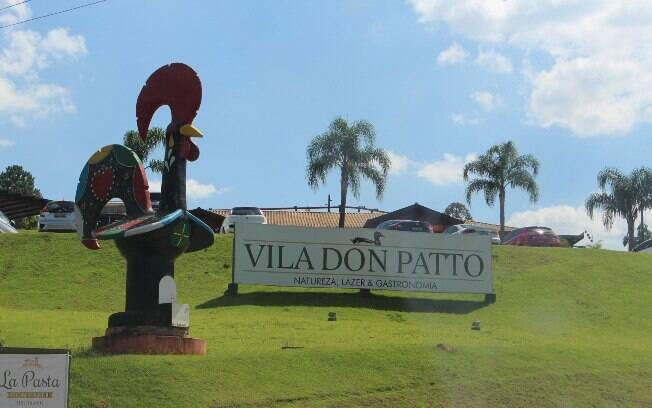 Entrada da Vila Don Patto