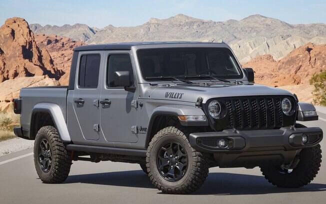 Jeep Gladiator Willys